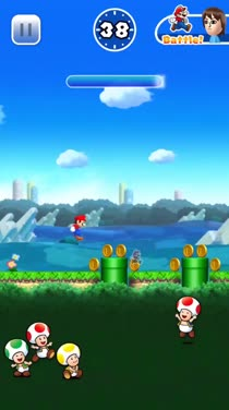 Toad Battle Mode