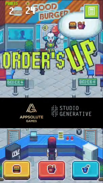 Order's Up