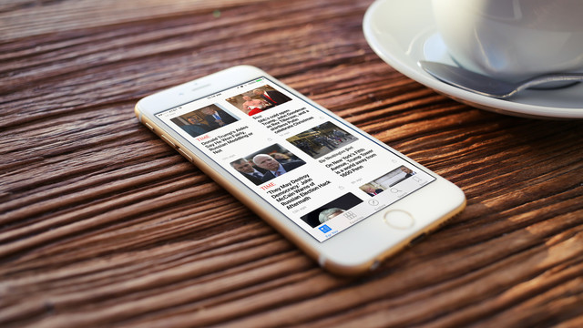Get Your News Fix With These Apps