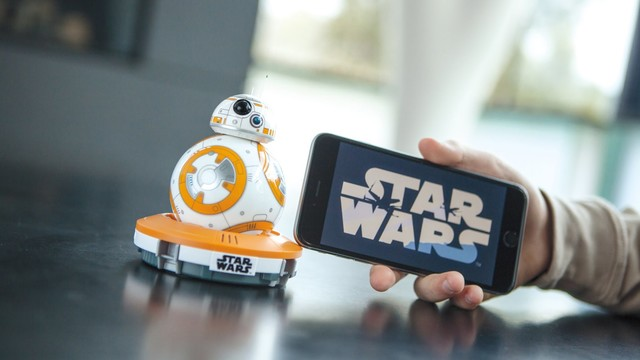 Sphero's BB-8 made a fun appearance at SXSW