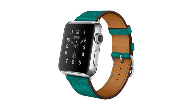 You can now purchase a separate Hermès band for the Apple Watch