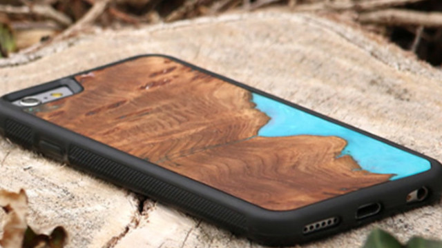 Carved Satellite Series iPhone Cases Shine with Natural Beauty