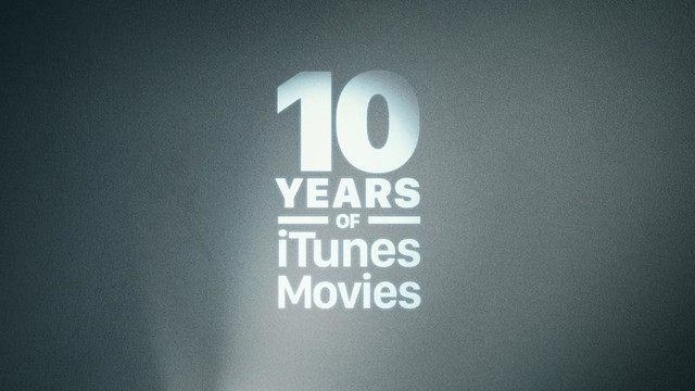 Apple Offering 10-Movie Bundles for $10 Each as iTunes Movies Turns 10