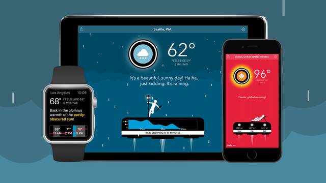 Hey Human! Carrot Weather is Ready for iOS 10 With a New Update