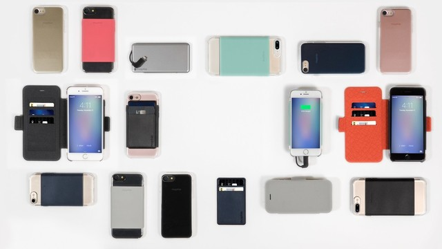 Mophie's New iPhone 7 Cases Feature Magnetic Accessory Attachments