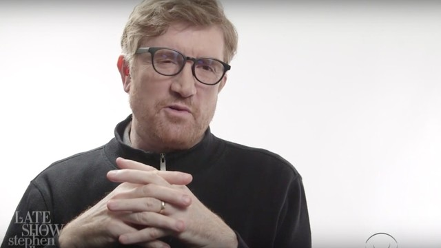 Video: Colbert Mocks Apple's Expensive New Design Book in Fake Ad