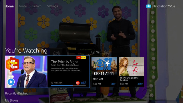 Cord Cutters Have Another Great Choice with PlayStation Vue on the Apple TV