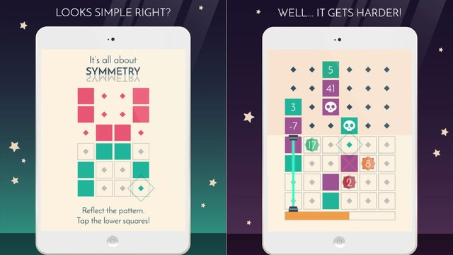 Soft Launch of Symmetria Shows a Minimalist, Charming Puzzle Game for iOS