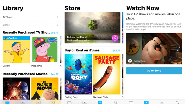 Apple Bids Farewell to the Videos App in the Latest iOS 10.2 Beta