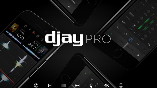 Start Your Holiday Party With Algoriddim's New djay Pro for iPhone App