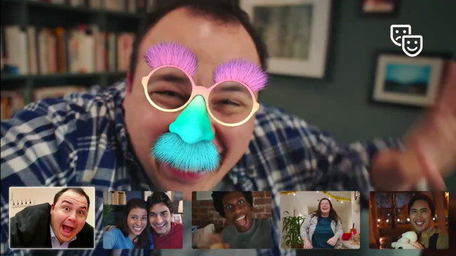 Group Video Chat Comes to Facebook Messenger