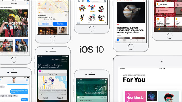 Apple Releases iOS 10.2 Beta 6 to Registered Developers