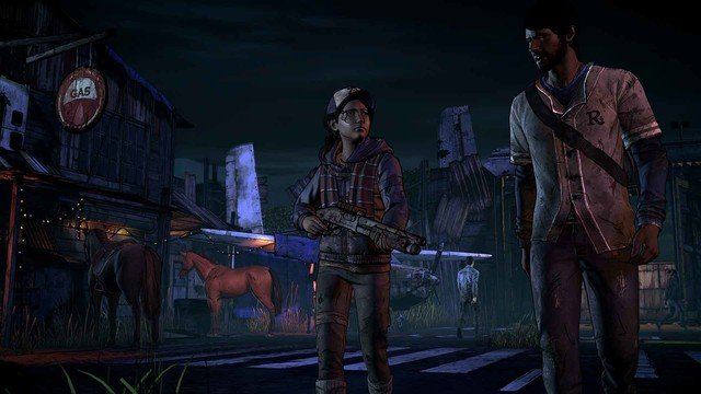 The Walking Dead: A New Frontier From Telltale Is Out Now on iOS