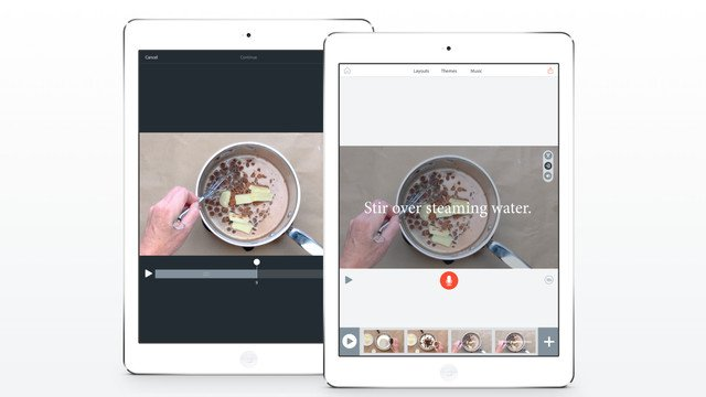 Adobe Spark Video Update Allows Users to Add Recorded Content