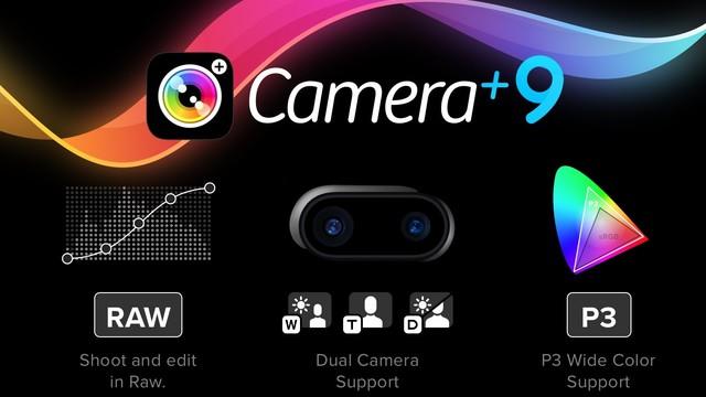 Camera+ Update Brings Dual Lens iPhone 7 Plus Support, RAW Shooting