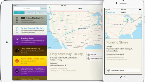 Deliveries Package Tracker Gets a Major Update With New Features