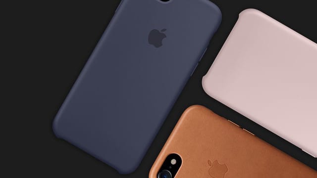 Apple's iPhone 7 Silicon and Leather Cases Drop To All-Time Low Prices