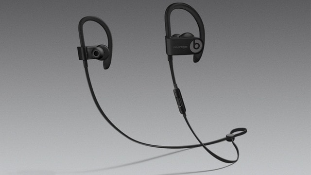 Grab the W1-Equipped PowerBeats3 in Black for $50 Off