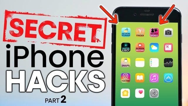 Video: 10 Secret iPhone Hacks in iOS 10