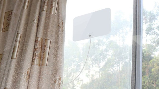 Cutting the Cord? This 50 Mile HD Antenna is Nearly 50 Percent Off
