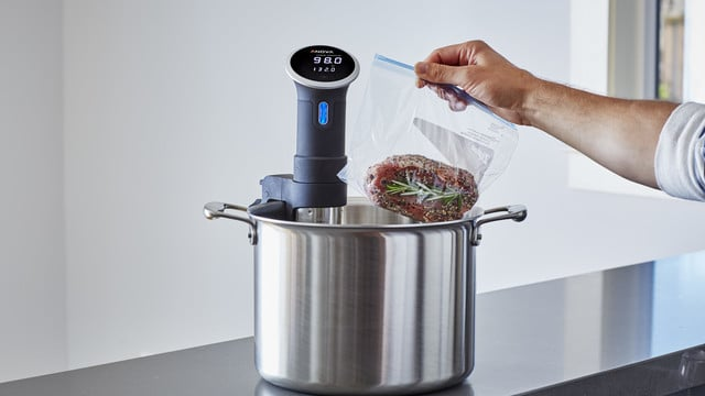Cook Your Food To Perfection with Anova Sous Vide for Just $99