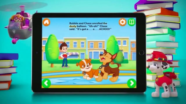 Nick Jr. Books App Offers Interactive Storytelling for Kids