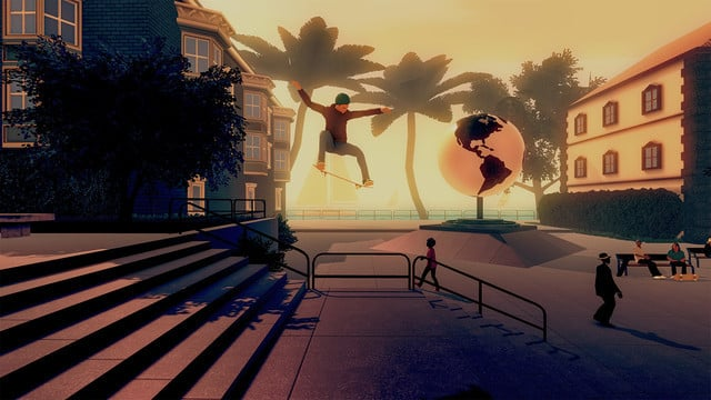 From the Alto's Adventure Creators, Skate City is Rolling In