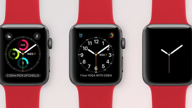 Customizing Apple Watch Faces With the iPhone App