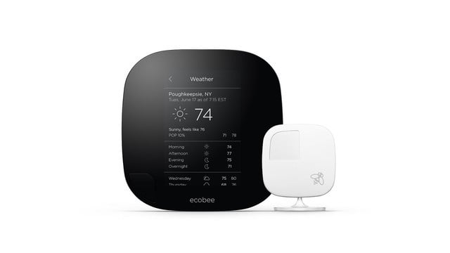 The Ecobee3 Thermostat Remote Sensors Add A Dose of HomeKit Support