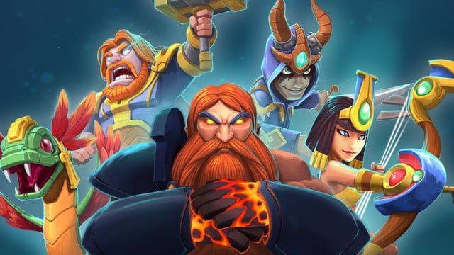 Smite Rivals takes on Clash Royale with New Mobile MOBA