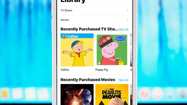 Apple's TV App Struggles with Ripped DVDs in iOS 10.2
