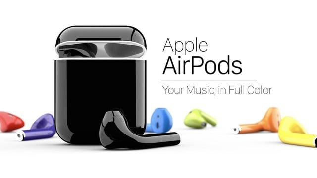 Customize Your iOS Listening With Colorized AirPods
