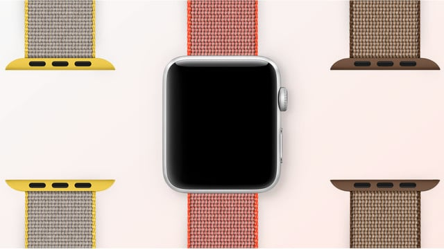 New Official Apple Watch Bands Could be Arriving This Spring