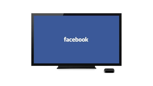 Turn It on and Turn It up, Facebook Video Is Now on Apple TV