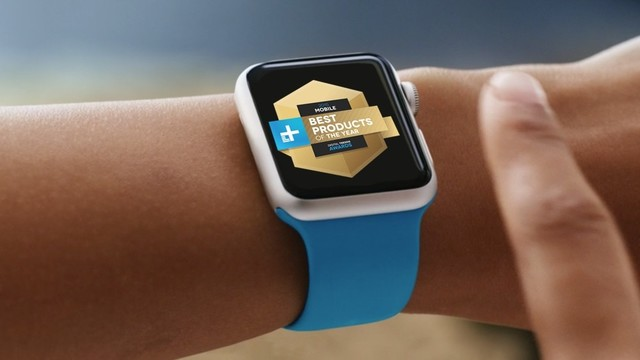 Digital Trends Names Apple Watch Best Mobile Of 2015