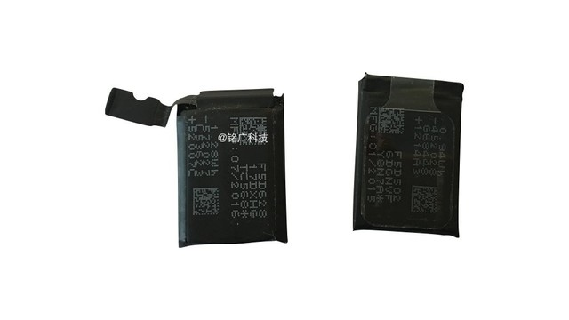 Purported Apple Watch 2 Battery Suggests A Substantial Upgrade