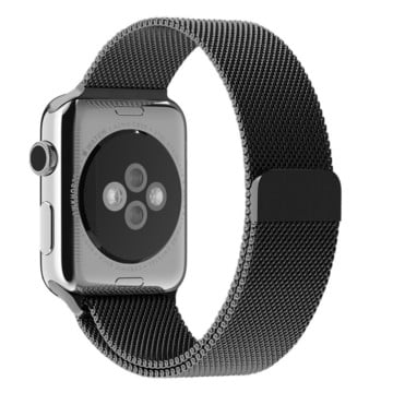 The Best Non-Apple Black The Best Replica Milanese Loop Apple Watch Band