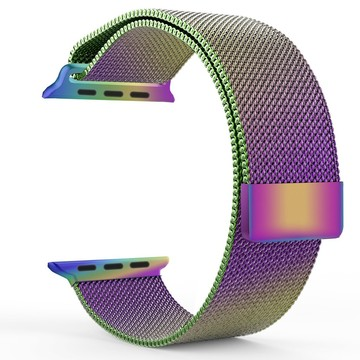 The Best Non-Apple Colorful The Best Replica Milanese Loop Apple Watch Band