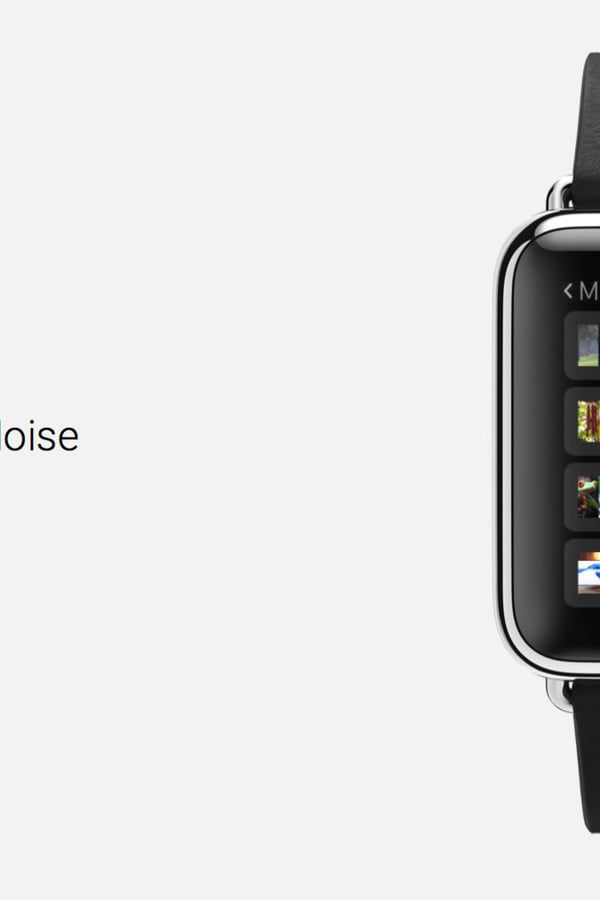 White Noise You Control From Your Apple Watch